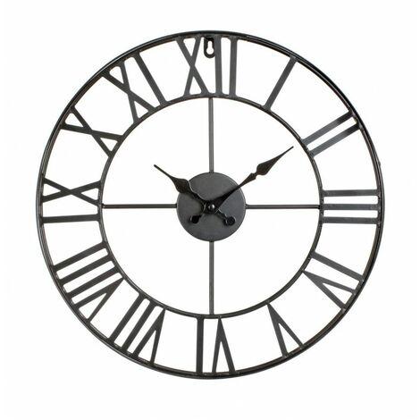 Horloge en métal Edena - Atmosphera