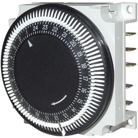 Horloge encastrée type POLUX pour METEOR Grasslin