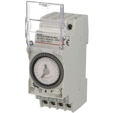 Horloge mécanique programmable (24 heures)