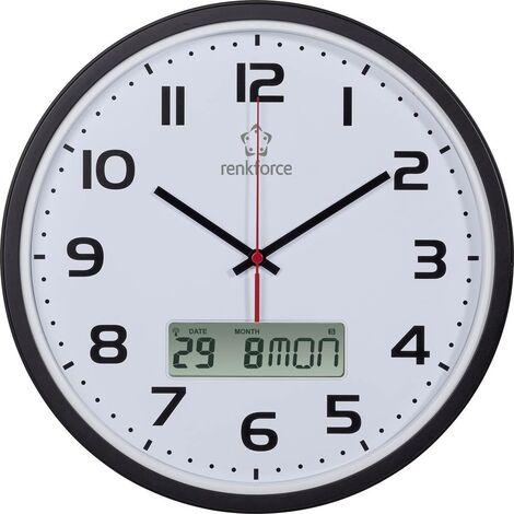 Horloge murale Renkforce HD-WRCL135
