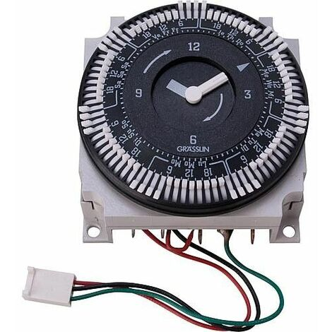 Horloge Quarz pour Automix 100 et Automix 30