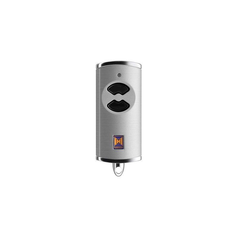 Image of Hormann HSE2BS - Silver | Garage door remote