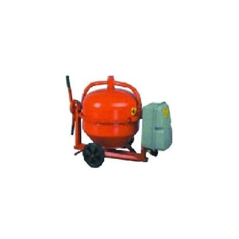 Hormigonera Electrica Plegable 500W 130/100L Guy Noel Hmlz-130