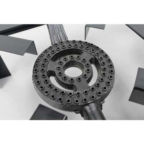 HORNILLO HIERRO » GAS - MGD - 475x245 x110 mm