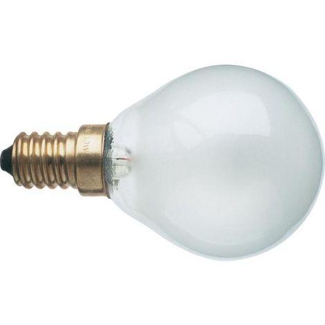 Horno de lámpara de gota 40W 300 Grad Matt E14
