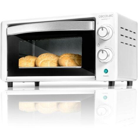 Horno eléctrico bake&toast 490 cecotec