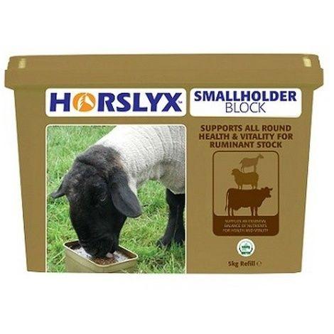 Horslyx Smallholder Block (5kg) (May Vary)