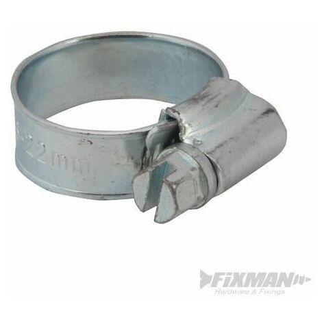 Hose Clips 10pk - 16 - 22mm (O) (625821)