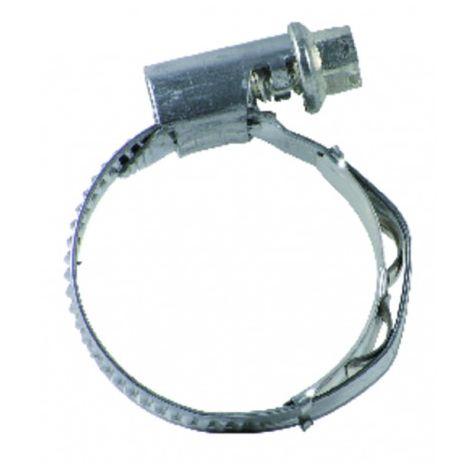 Hose clip(X 10) - DIFF for Saunier Duval : 05425400