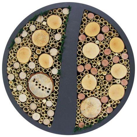Hôtel à insectes 50 cm version A
