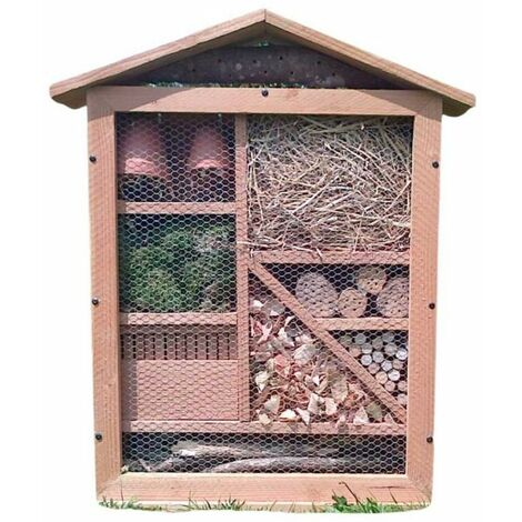 HOTEL A INSECTES GEANT 1.5 M