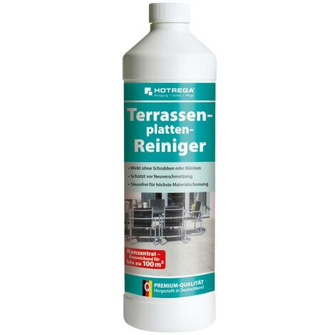 HOTREGA Terrassenplatten-Reiniger 1 Liter