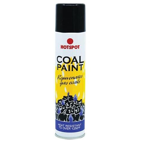 "main image of ""Hotspot HOT201731 Coal Paint 300ml"""
