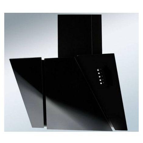Hotte aspirante CETAK BLACK 60 cm - Noir