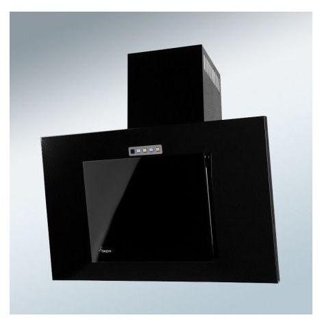 Hotte aspirante KERO BLACK 60 cm - Noir