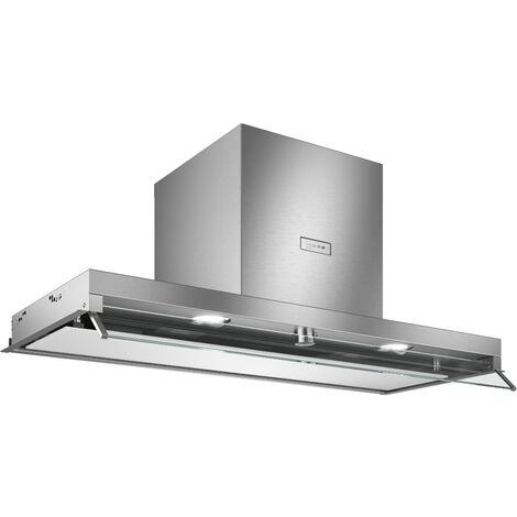 hotte box intégrable 90cm 70db 610m3/h inox - d94xaf8n0 - neff