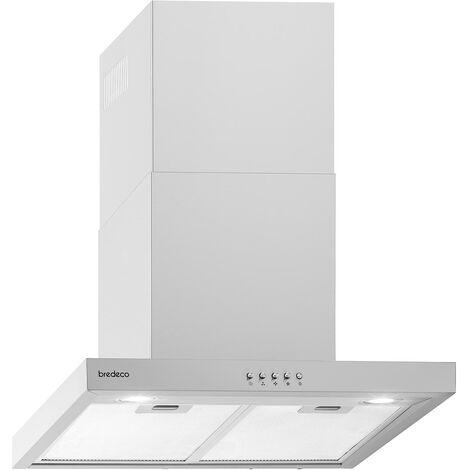 Hotte de cuisine aspirante Silencieuse Bredeco 636,5 m³/h Max. 70 dB
