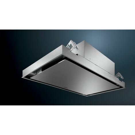 hotte de plafond 90cm 745m3/h acier inox - lr96caq50 - siemens