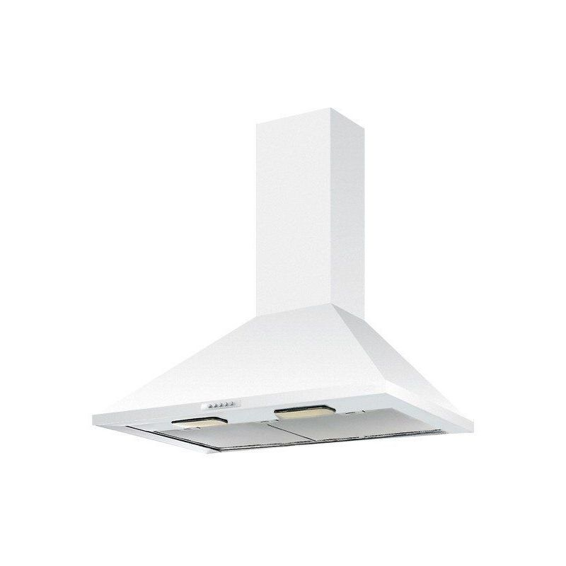 Hotte décorative murale 60 cm HCL68BF blanche - Sogelux