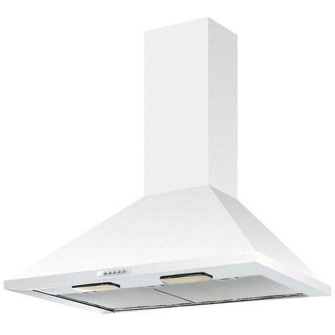 Hotte décorative murale 60 cm SOGELUX HCL68BF blanche