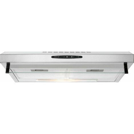 Hotte encastrable 600 mm Bomann DU 623.3 N/A 71 dB acier inoxydable