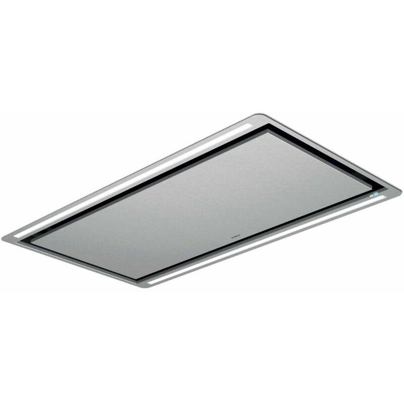 hotte plafond 100cm 510m3/h inox - prf0163520 - Elica