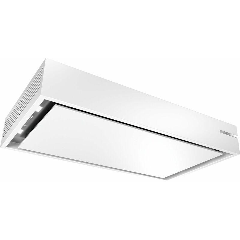 hotte plafond 105cm 68db 580m3/h blanc - drr16aq20 - bosch