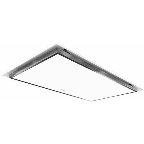 hotte plafond 90cm 933m3/h blanc - lr99cqs20 - siemens
