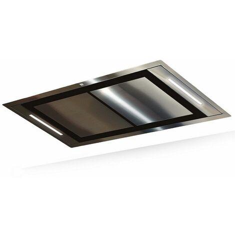 hotte plafond 99cm 839m3/h inox - 6209265 - roblin