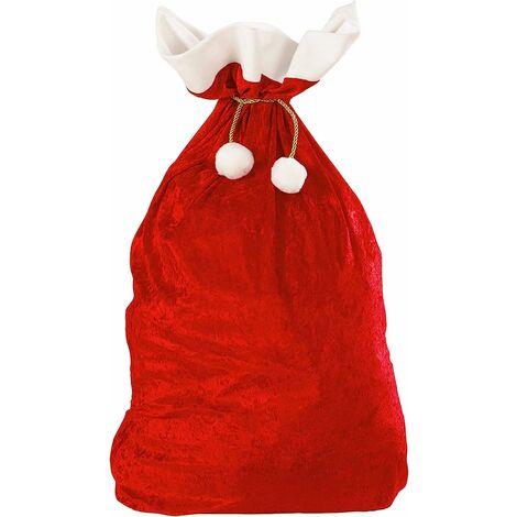 """main image of """"Hotte Rouge Père Noël - Taille Unique"""""""