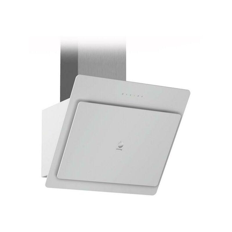Bricoomarket - Hotte standard Balay 3BC567GB 60 cm 660 m3/h 48 dB Verre Blanc