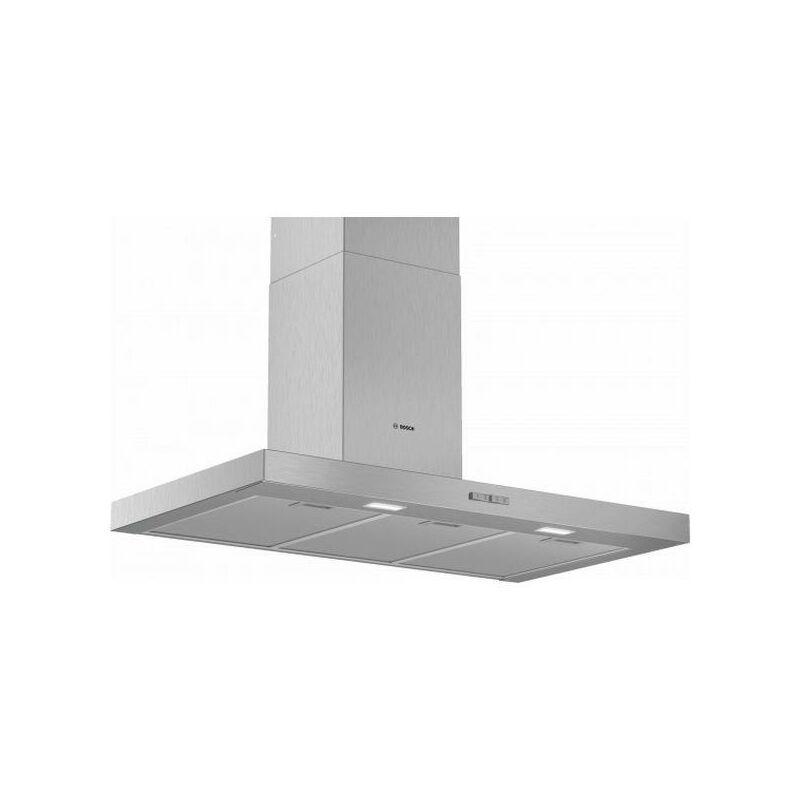 Hotte standard DWB96BC50 590 m³/h 70 dB 215W Acier inoxydable - Bosch