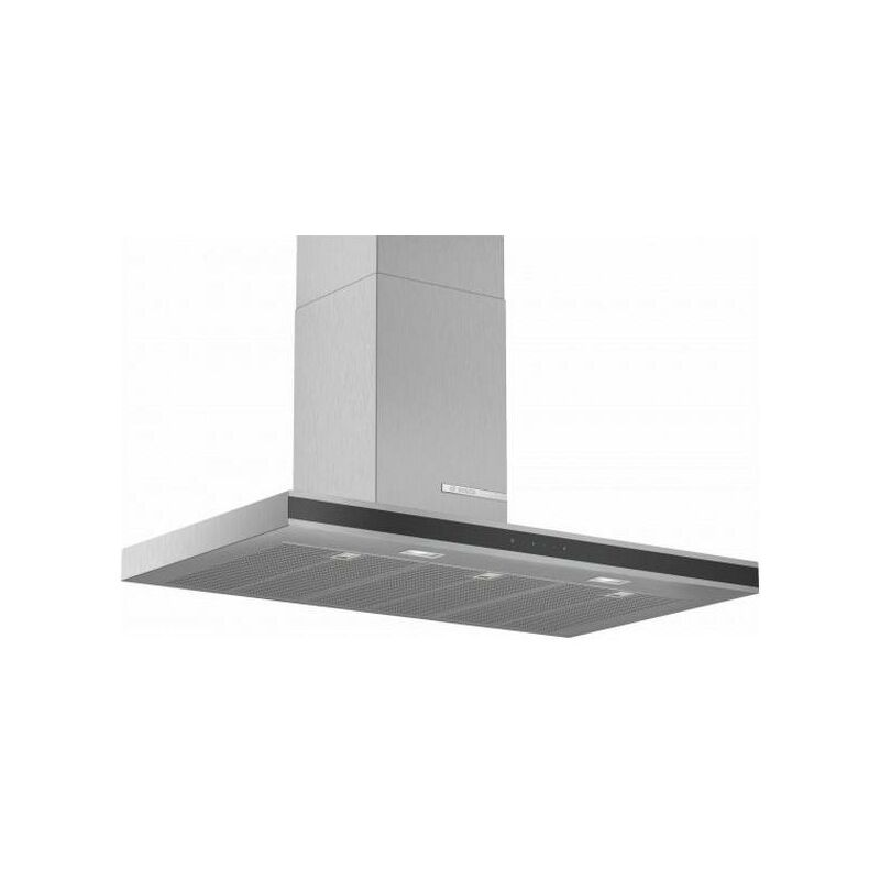 Hotte standard DWB97FM50 90 cm 710 m³/h 65 dB Acier inoxydable - Bosch