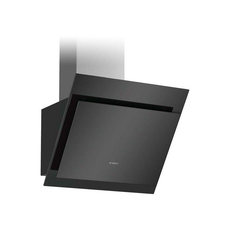 Hotte standard DWK67CM60 60 cm 660 m³/h 260W A Noir - Bosch