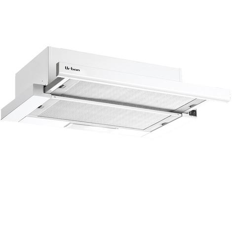 Hotte tiroir Urban - E209 - Acier Inox - 60cm