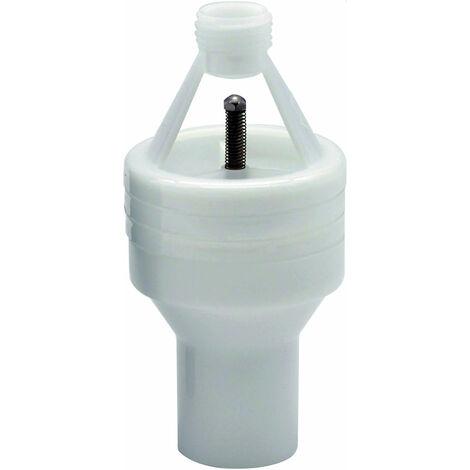 Hotun Hiflo 15mm x 32mm Odour Seal Dry Trap Tundish HHW100C - White