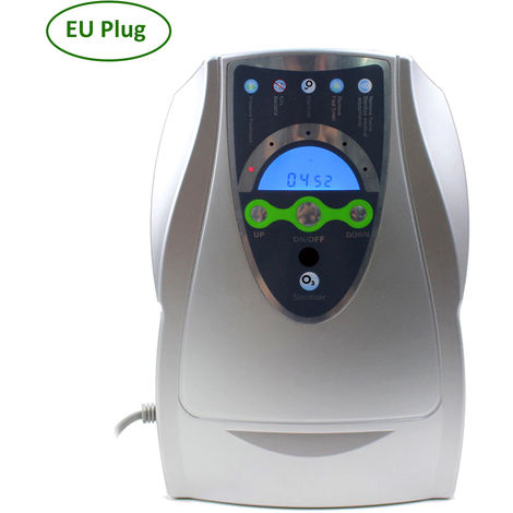 Household O-zone Machine Air and Water Ozonizer Air Purifier Vegetable Fruit Home Deo-dorizer O-zone Machine