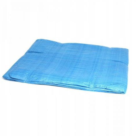 Household tarpaulin 8 x 12 m garden 75gr