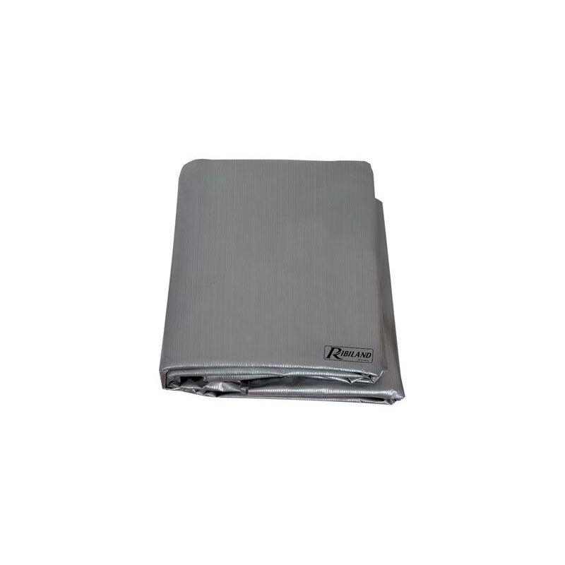 Housse 90 grammes grise pour table 250x150xh80 cm