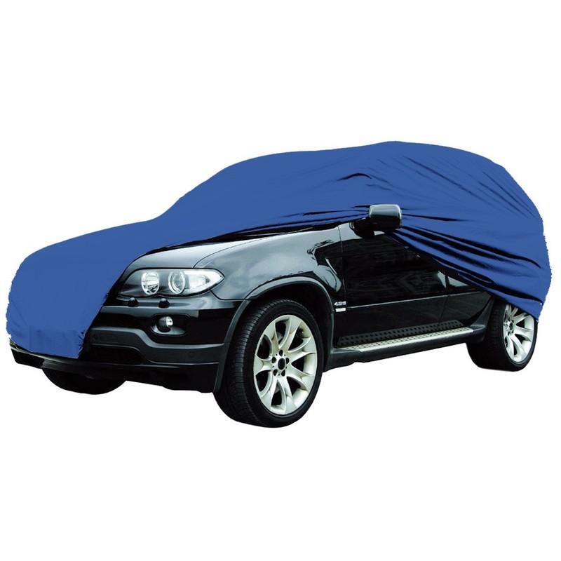 UV//Int/érieur ext/érieur Protection Contre la Pluie Housses pour Auto Est Compatible avec la Opel Meriva B/âche Voiture//Tout Temps poussi/ère Soleil Vent