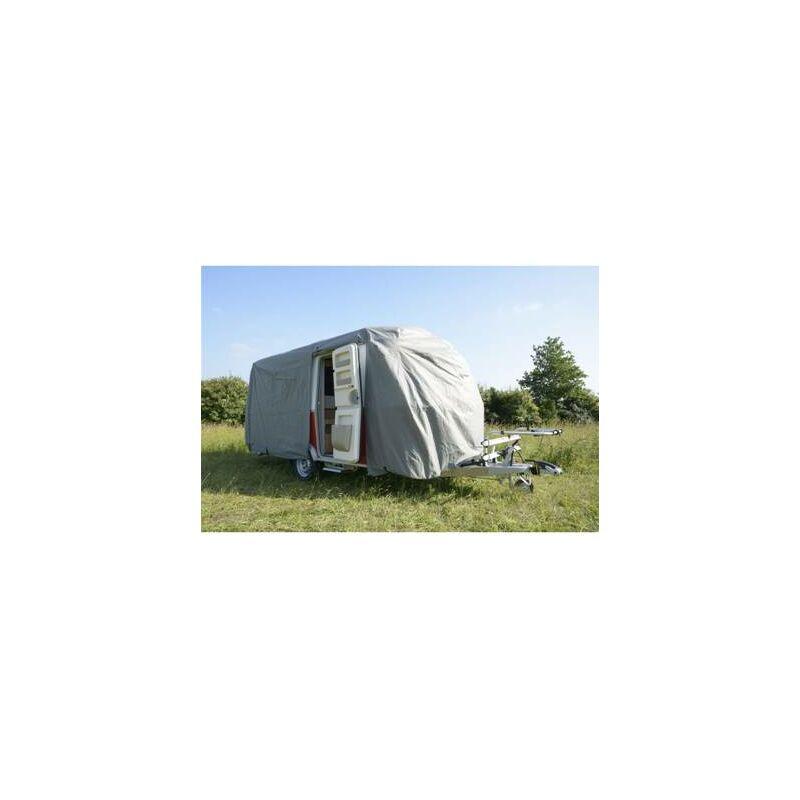 Heliotrade - Housse bache hivernage pour caravane eriba 400 x 230 x 200