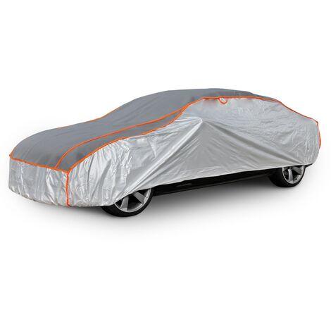 Housse bâche voiture anti-grêle XL 533 x 178 x 119 cm couverture etanché auto