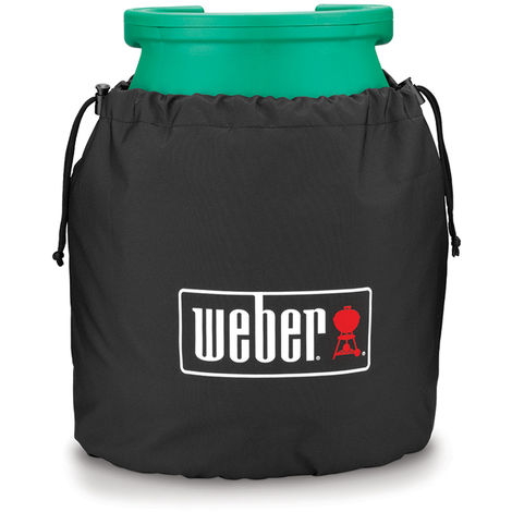 Housse barbecue Weber Premium pour bouteille de gaz