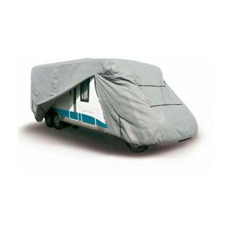 Housse Camping Car en PVC 160 grs/m² pour usage intensif 550x220x260 cm