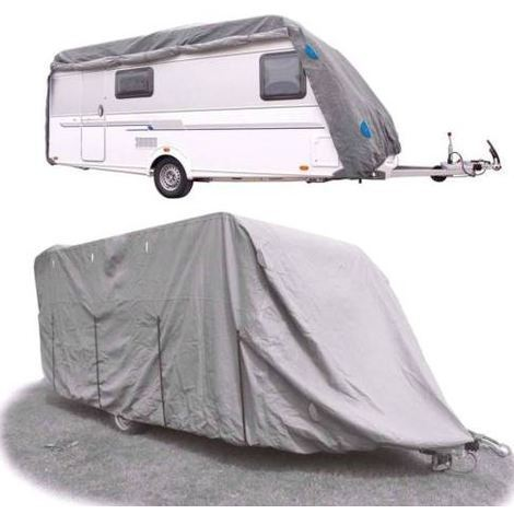 Housse caravane premium 670x250x220
