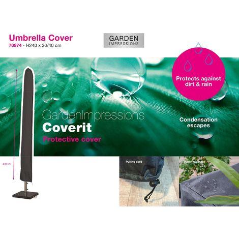 Housse Coverit parasol Lotus/Delta - Garden Impressions