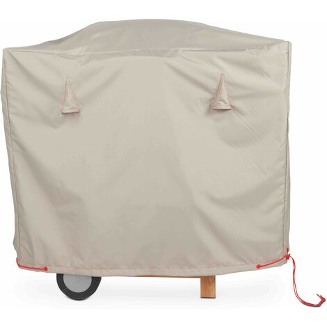 Housse de barbecue MAXI 170 x 100 cm Standard - Taupe