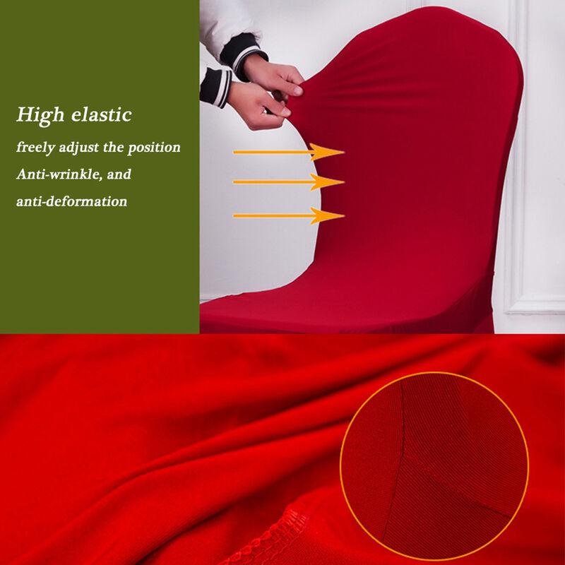 Beige simpletome Housse de Chaise Protecteur Amovible Lavable Multicolore 4 pi/èces