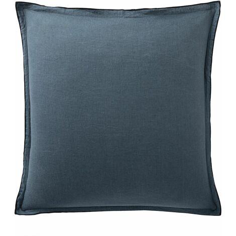 Housse de coussin Bleu 50x50 Bâton Rouge 985482