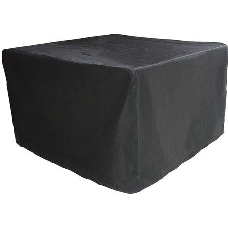 Housse de meuble 210D tissu Oxford noir